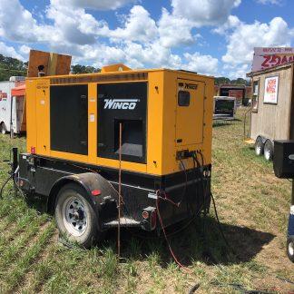 Mobile Diesel