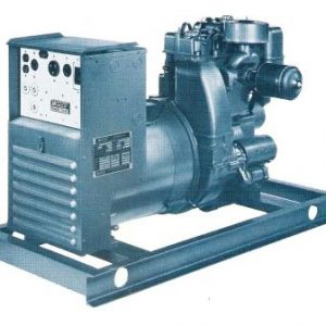 Diesel Engine Generator Set (Archived)