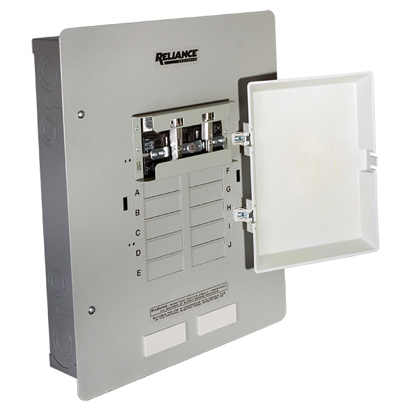 Reliance 60 Amp Manual Transfer Switch