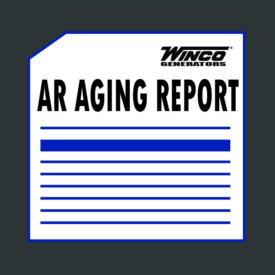 AR Aging Report