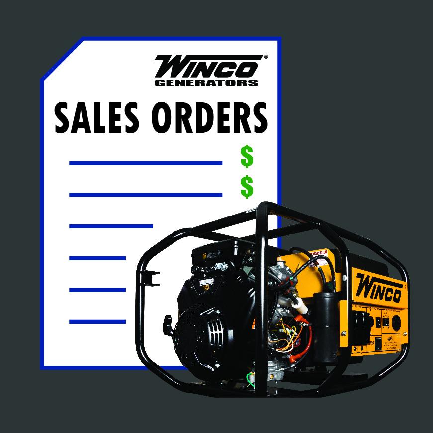 Sales Orders